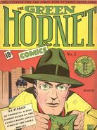 Green Hornet Comics Vol 1 2
