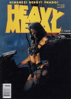 Heavy Metal Vol 19 3