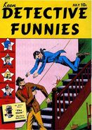 Keen Detective Funnies Vol 1 1