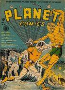Planet Comics Vol 1 12