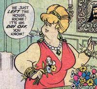 Regina Rich (Harvey) of Gems Vol1 2