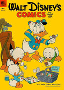 Walt Disney's Comics and Stories Vol 1 152