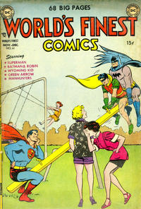 World's Finest Comics Vol 1 61