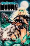Animal Mystic Vol 1 1