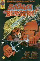 Badger Goes Berserk Vol 1 1