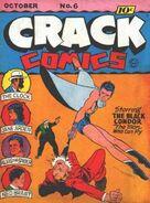 Crack Comics Vol 1 6