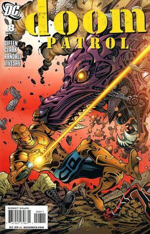 Doom Patrol Vol 5 8