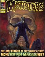 Famous Monsters of Filmland Vol 1 251-C