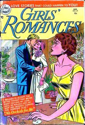 Girls' Romances Vol 1 24