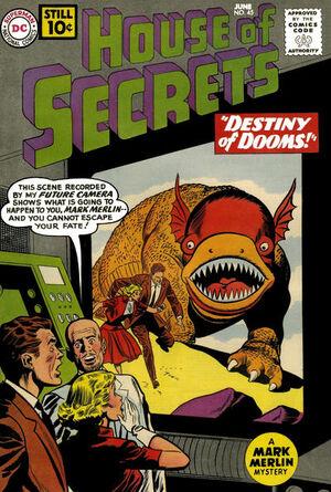 House of Secrets Vol 1 45