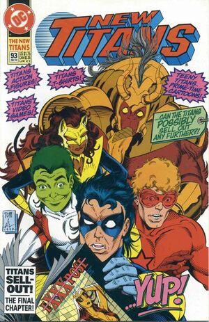 New Titans Vol 1 93