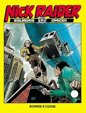 Nick Raider Vol 1 150