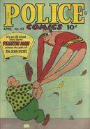 Police Comics Vol 1 53
