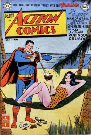Action Comics Vol 1 154