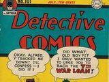 Detective Comics Vol 1 101