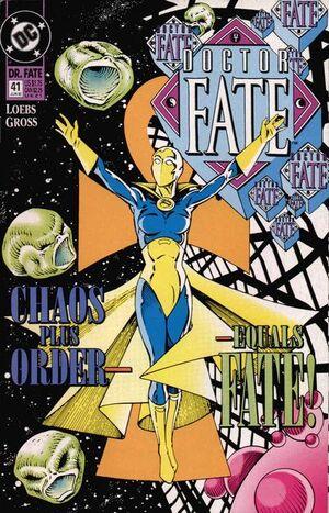 Doctor Fate Vol 2 41