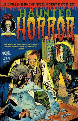 Haunted Horror Vol 1 14