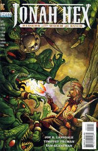 Jonah Hex Riders of the Worm and Such Vol 1 5