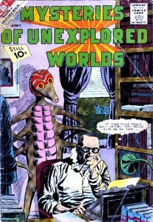 Mysteries of Unexplored Worlds Vol 1 28