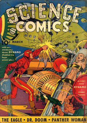 Science Comics Vol 1 2