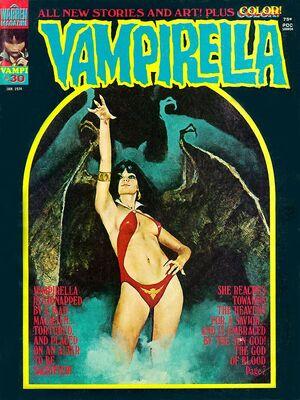 Vampirella Vol 1 30