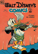 Walt Disney's Comics and Stories Vol 1 114