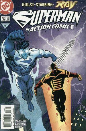Action Comics Vol 1 733