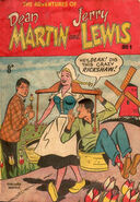 Adventures of Dean Martin and Jerry Lewis Vol 1 1