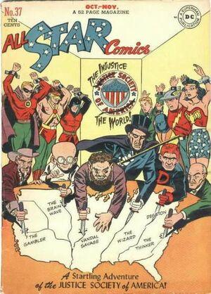All-Star Comics Vol 1 37