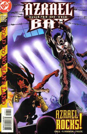 Azrael Agent of the Bat Vol 1 48