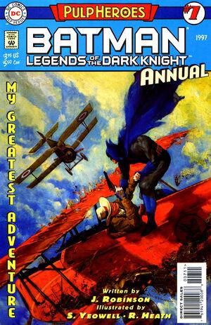 Batman Legends of the Dark Knight Annual Vol 1 7