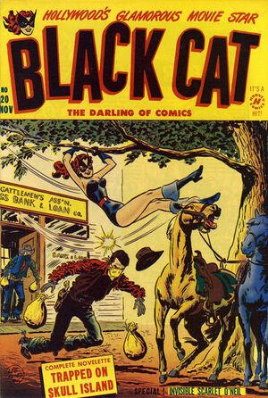 Black Cat Comics Vol 1 20