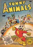 Fawcett's Funny Animals Vol 1 19