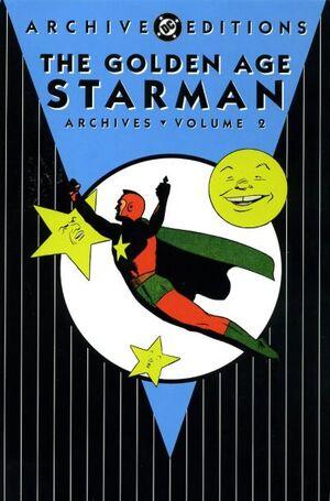 Golden Age Starman Archives Vol 1 2