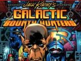 Jack Kirby's Galactic Bounty Hunters Vol 1