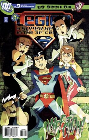 Legion of Super-Heroes in the 31st Century Vol 1 3