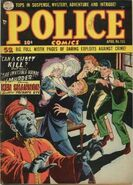 Police Comics Vol 1 105