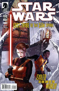 Star Wars Lost Tribe of the Sith Vol 1 1