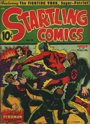 Startling Comics Vol 1 19
