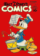 Walt Disney's Comics and Stories Vol 1 86