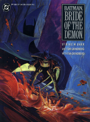 Batman Bride of the Demon Vol 1 1