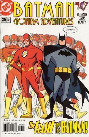 Batman Gotham Adventures Vol 1 25