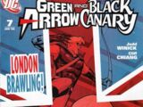 Green Arrow and Black Canary Vol 1 7