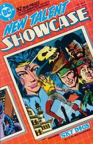 New Talent Showcase Vol 1 2