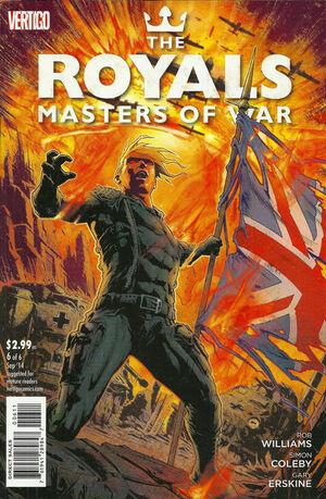 Royals Masters of War Vol 1 6