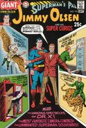 Superman's Pal, Jimmy Olsen Vol 1 131