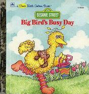 Big birds busy day
