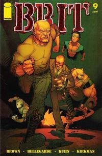 Cover for Brit #9 (2008)