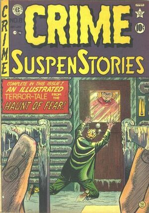 Crime SuspenStories Vol 1 8