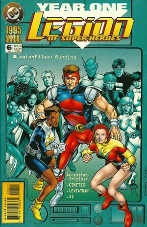Legion of Super-Heroes Annual Vol 4 6